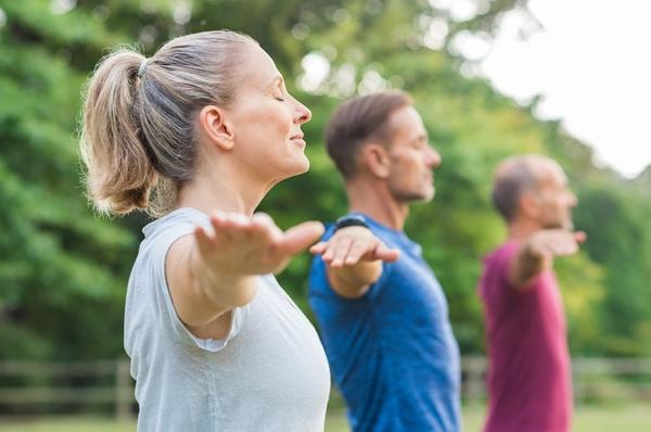 Sie verbessern Ihren körperlichen und mentalen Zustand