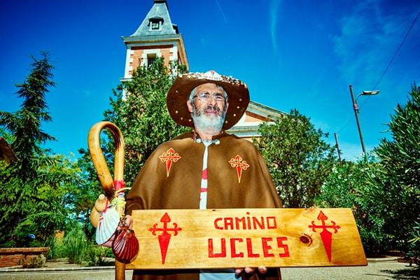 Der Camino de Uclés ist eine mit dem Jakobsweg im Zusammenhang stehende Route, die im Zentrum von Madrid entsteht.