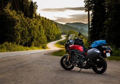 Jakobsweg mit dem Motorrad