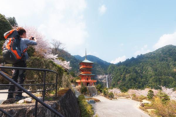 Der japanische Jakobsweg weist ein großes künstlerisches und kulturelles Erbe auf.