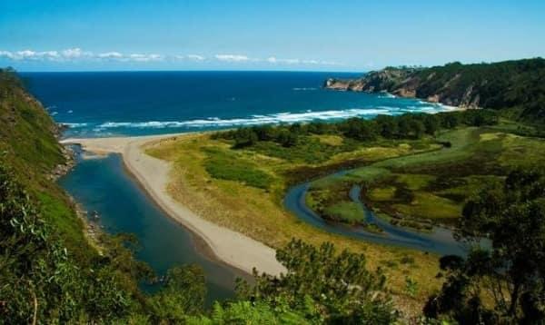 Strand von Barayo