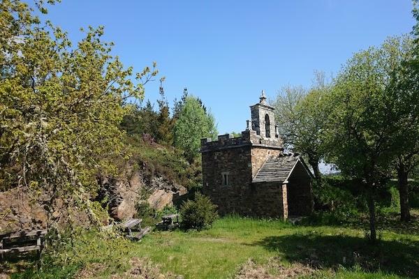 Ermita Santa Barbara de Silvela