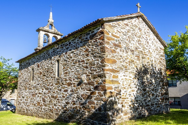 Iglesia de San Paio