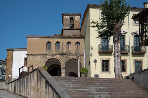 Iglesia San Pedro de Tineo