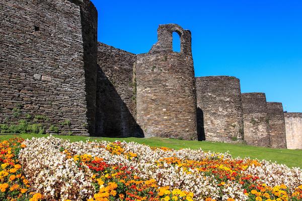 Muralla de Lugo