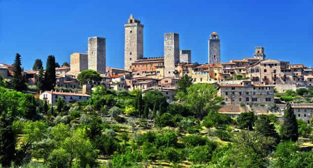 Clásicos de La Toscana