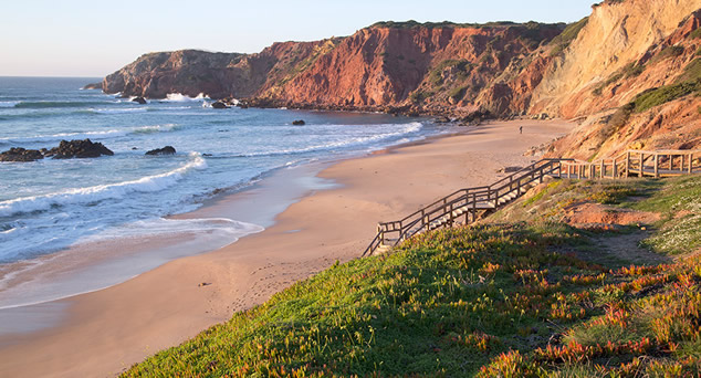 Rota Vicentina: coastal route